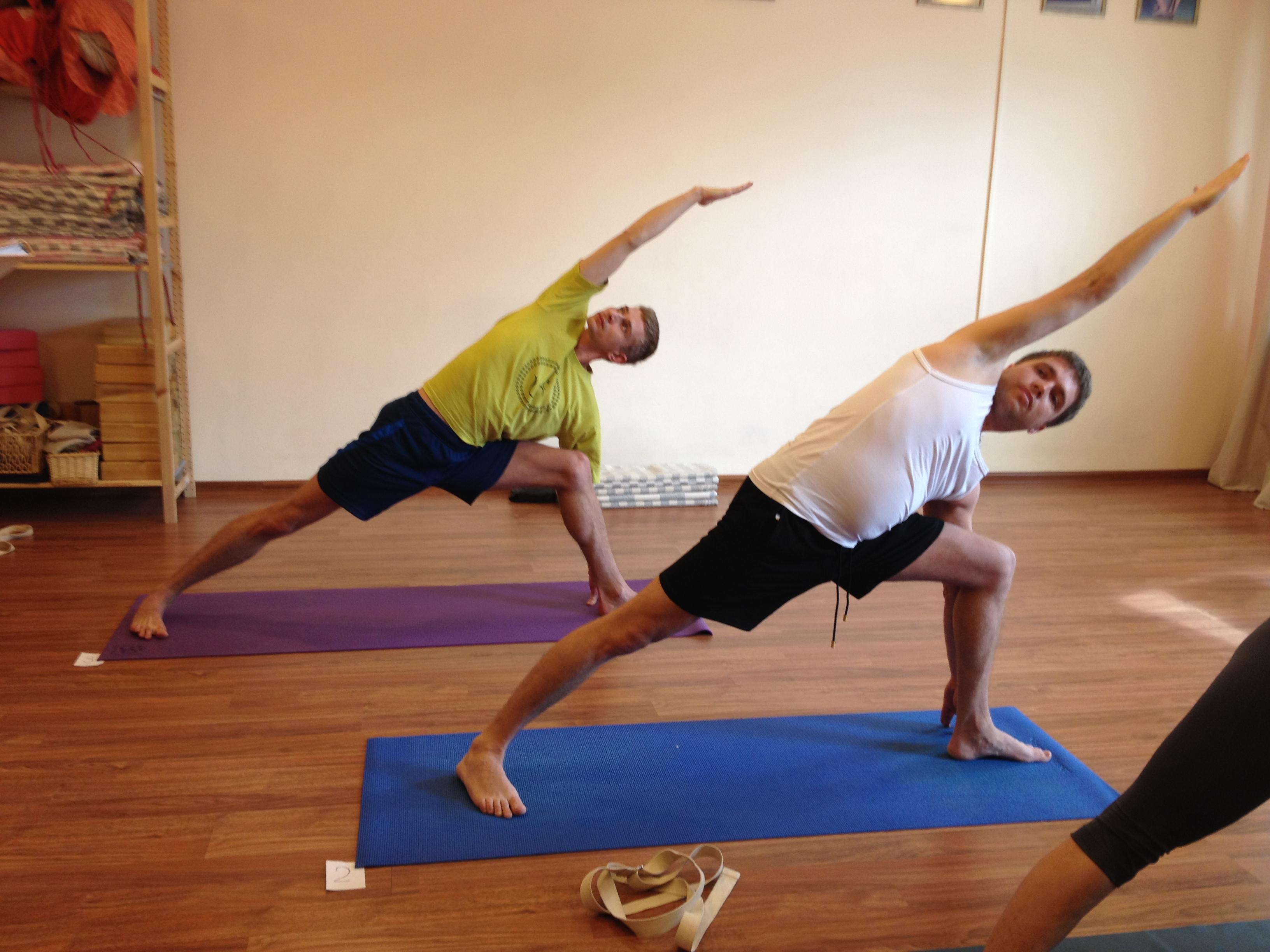 Уроки йоги для начинающих для похудения видео скачать