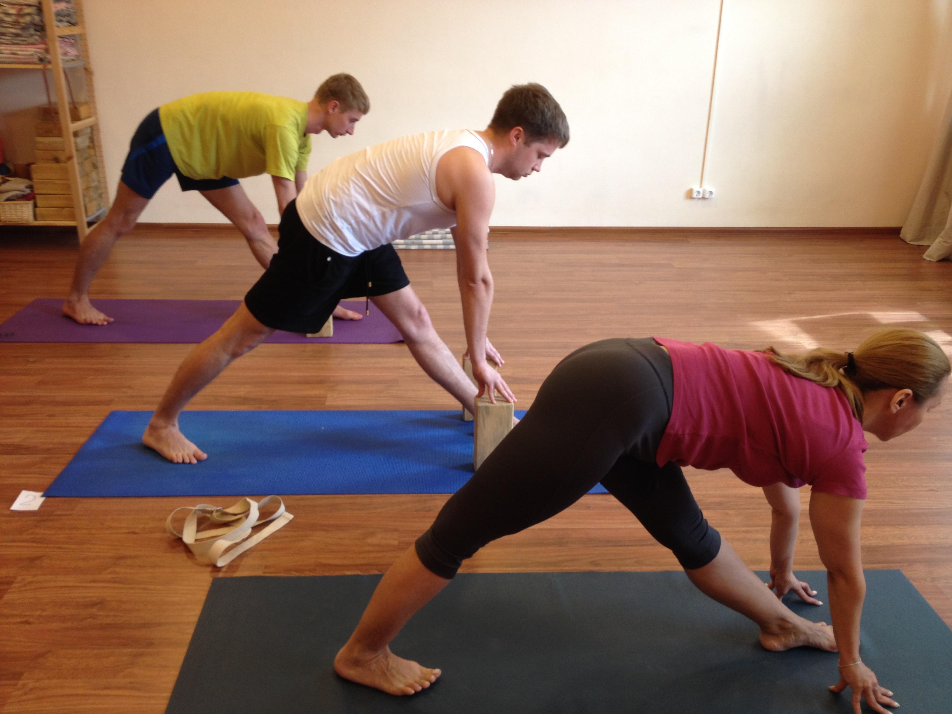 Йога айенгара в красноярске  йога+отдых в горной саланге